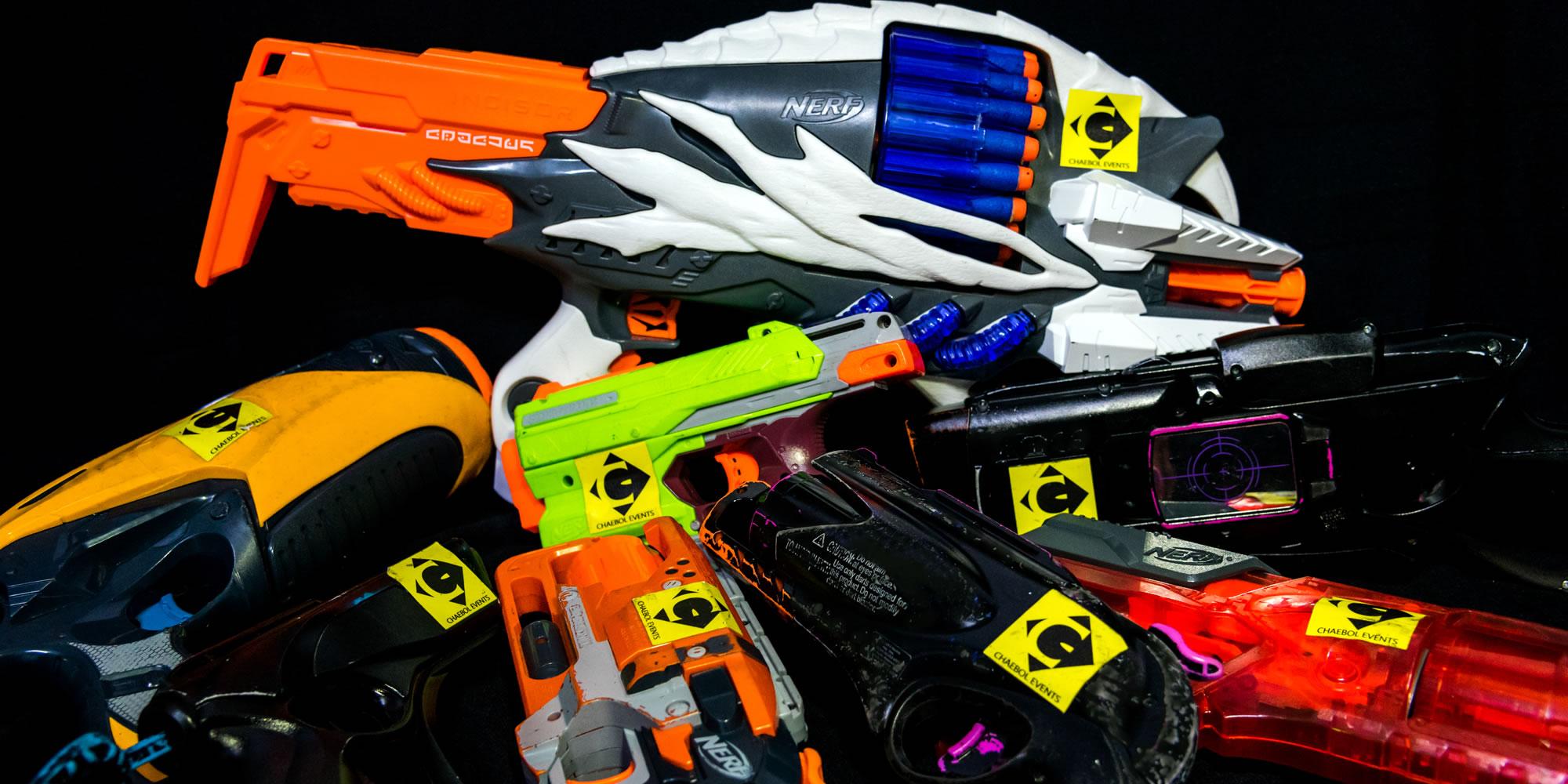 target nerf toy zombie strike target set target australia nerf rapidstrike  . target nerf gun ...